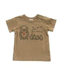 BREEZE / JUNK STORE/3柄ステッチ刺繍Tシャツ/501589001