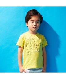 BREEZE/3柄ステッチ刺繍Tシャツ/501589001