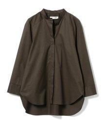 BEAMS OUTLET/Demi-Luxe BEAMS / コットン オーバーシャツ/501941942