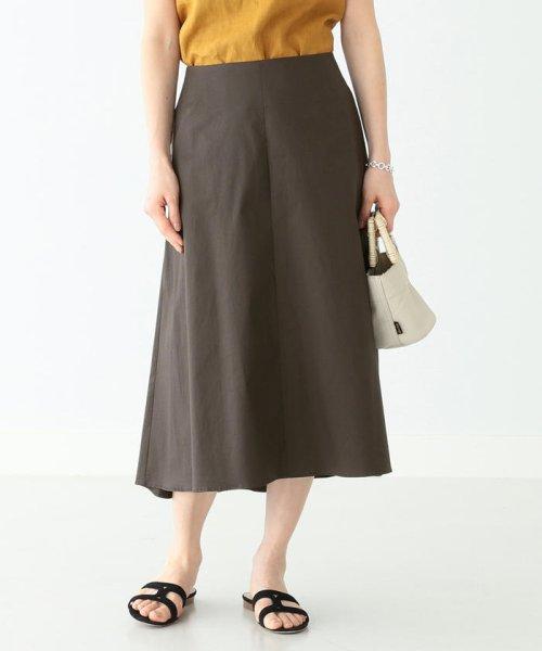 Demi-Luxe BEAMS(デミルクスビームス)/Demi-Luxe BEAMS / 切替フレアスカート/68270502002