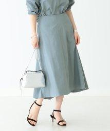 Demi-Luxe BEAMS/Demi-Luxe BEAMS / 切替フレアスカート/501941943