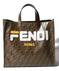 FENDI/【FENDI】SHOPPING LOGO トートバッグ/501985357