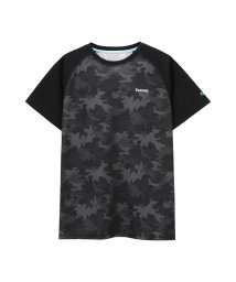MAC HOUSE(men)/TARZAN 切り替えカモフラ柄Tシャツ TZM1914/501987223