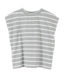 titivate/フレンチスリーブTシャツ/501992989