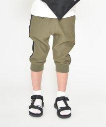 branshes/サイドラインデザインクロップドパンツ(80~150cm)/501993310