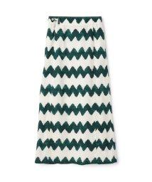 GALERIE VIE/リネン Aラインロングスカート/501995081