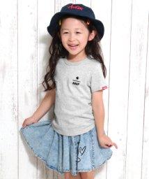 ANAP KIDS/ワンポイントロゴTシャツ/501995138