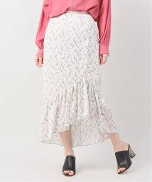 JOINT WORKS/CLANE petit flower frill skirt/501995414