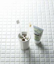 珪藻土/珪藻土歯ブラシスタンド(4本用)丸型/501996214