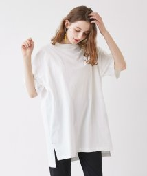 titivate/オーバーサイズコットンTシャツ/501996231
