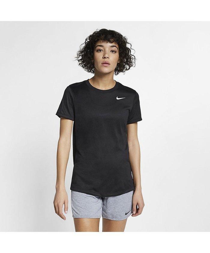 ナイキ/レディス/ナイキ ウィメンズ DRI−FIT レッグ クルー Tシャツ