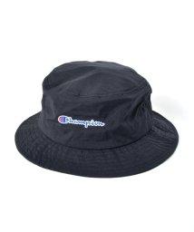 SHIPS JET BLUE/Champion×SHIPS JET BLUE: 別注 パッカブル ナイロンバケットハット/501997415