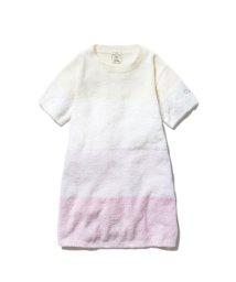 gelato pique Kids&Baby/【KIDS】'スムーズィー'ブロックボーダー kids ドレス/501998509