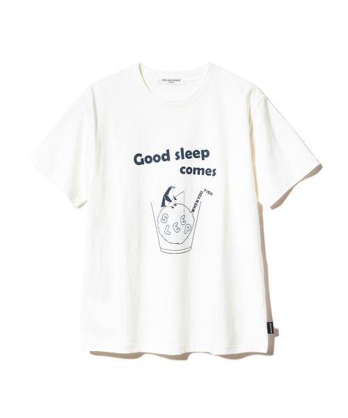 アニマルワンポイントTシャツ