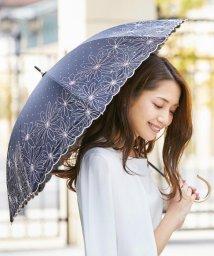 anySiS/【晴雨兼用】フラワーエンブロイダリー パラソル(長傘・折りたたみ傘)/501998576