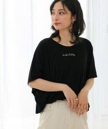 SocialGIRL/ワイドスリーブドルマンTシャツ/500955716