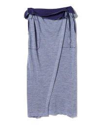BEAMS OUTLET/BOUSSOLE × Ray BEAMS / 別注 サマーニット スカート/501558280