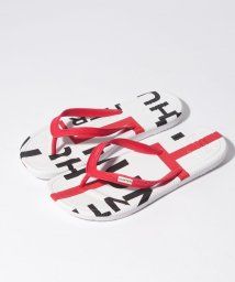 HUNTER/WOMENS EXPLODED LOGO FLIP FLOP/501951130