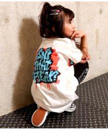 ANAP KIDS/グラフィティプリントBIG-Tシャツ/501968924