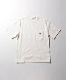 GLOSTER/【GUNG HO/ガンホー】ポケット付きTシャツ/501982968