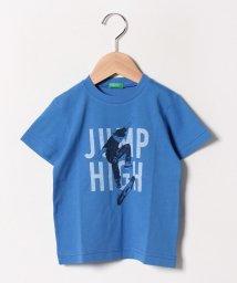 BENETTON (UNITED COLORS OF BENETTON BOYS)/スケータープリント半袖Tシャツ・カットソー/501987889