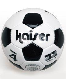 kaiser/PVCサッカーボール 4号/501991593