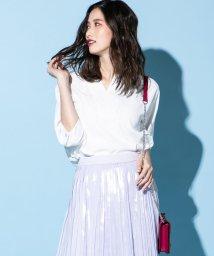 VICKY/★TINAスキッパーシャツ/501992632