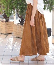 ROPE' mademoiselle/インド綿レースロングスカート/501997483