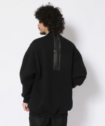 LHP/Nilos/ニルズ/DOUBLE FACE BACK ZIP PULLOVER JACKET/660CUM5/501998647