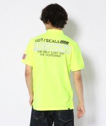 AVIREX/【TVドラマ着用】【Lightning 5月号】フロッグマン ポロ シャツ/FROGMAN POLO/501998653