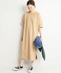 SLOBE IENA/カジュアルTシャツワンピース◆/502000107