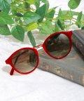 Grandeir/カラーフレーム ボストン サングラス | グランディール メガネ ダテメガネ 紫外線対策/502000142