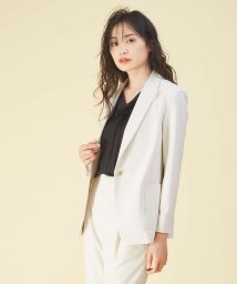 qualite/【夏スーツ】トラベルジャケット/502000203