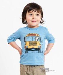 SHIPS KIDS/SHIPS KIDS:スヌーピー 7分袖 TEE(80~90cm)/502000257