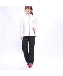 adidas/アディダス adidas レディース ゴルフ レイン上下セット PF climastorm レインスーツ EI5680 (ホワイト)/502000861
