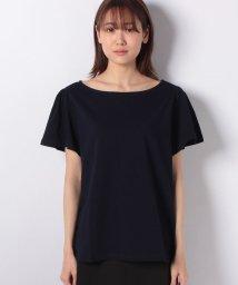 BENETTON (women)/コットンフレアスリーブ半袖Tシャツ・カットソー/501987426