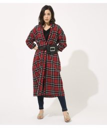 AZUL by moussy/CHECK ONEPIECE/502002304