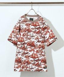 JOURNAL STANDARD relume Men's/Snow Peak×relume / 別注スノーピーク  Super Dry PRINTED Tシャツ/502003395