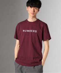 JOURNAL STANDARD/NUMBERS EDITION / ナンバーズエディション : WORDMARK - S/S T-SHIRT/502003423