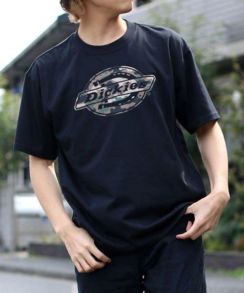MARUKAWA(マルカワ)/【別注】【Dickies】ディッキーズ アイコンロゴ 半袖Tシャツ/0111590057