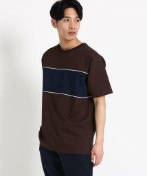 THE SHOP TK/【WEB限定】ラガーボーダーTシャツ/502003495