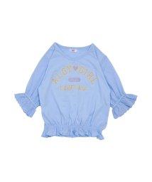 ALGY/キャンディスリーブTシャツ/501588804