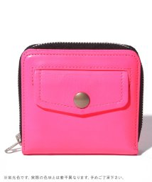 beautiful people/neon color riders small zip purse/501619149