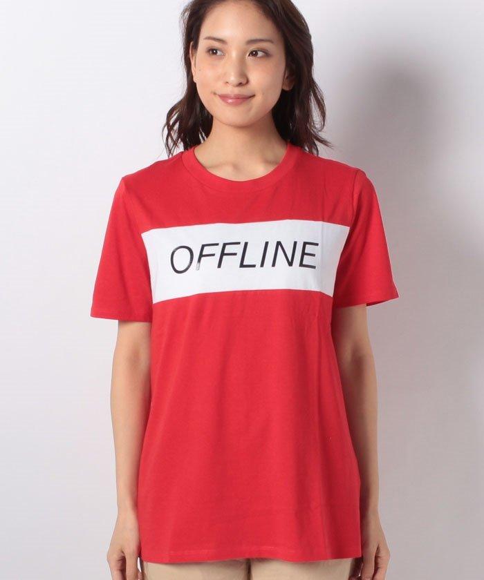 ボックスロゴ半袖Tシャツ・カットソー