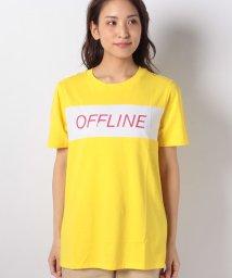 BENETTON (women)/ボックスロゴ半袖Tシャツ・カットソー/501987447