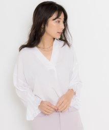 TONAL/タックスリーブシャツ/501994124