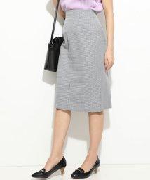 ViS/フロントL字ポケットタイトスカート/502002394
