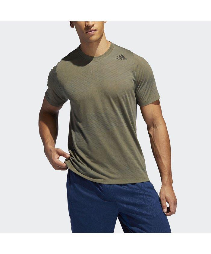 アディダス/メンズ/M4T エアロニットグラフィックTシャツ