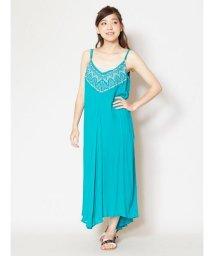 CAYHANE/【チャイハネ】yul エスニック刺繍キャミワンピース/502004941