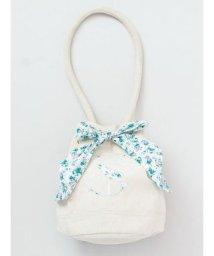 CAYHANE/【欧州航路】イニシャル刺繍ショルダーバッグ/502006311